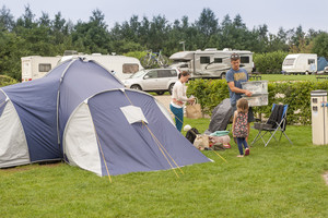 Site Fees 2017 & Pitch up at Teversal Campsite with your tent caravan or motorhome